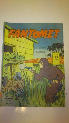 FINN – Gamle tegneserier