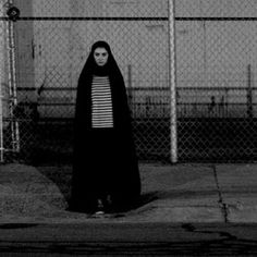 A GIRL WALKS HOME ALONE AT NIGHT | a Persian noir vampire movie by Ana Lily Amirpour, 2013