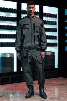 Alexander Wang Spring 2015 Menswear Collection Slideshow on Style.com