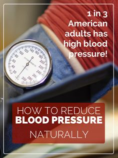 How To Reduce Blood Pressure Naturally | holsitichealthnaturally.com