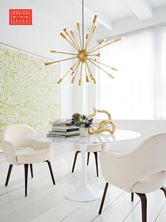 Saarinen Round Dining Table | Design Within Reach