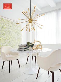 Saarinen Round Dining Table | Design Within Reach