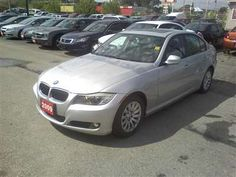 2009 BMW 3 Series Car