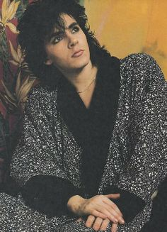Nick Rhodes. Best look ever.