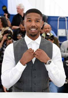 Michael B. Jordan - 'Fruitvale Station' Photocall - The 66th Annual Cannes Film Festival