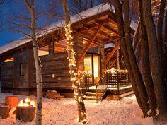 Fireside Resort Ski Cabin