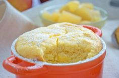 Topfenauflauf Austrian Recipes, Dinner Is Served, Cake Cookies, Cornbread, Sweet Recipes, Breakfast Recipes, Food Porn, Food And Drink, Low Carb