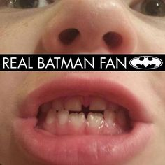 The biggest Batman fan! Shared by Balaggio Photography. Real Batman, Baby Batman, Im Batman, Its Time To Stop, Wholesome Memes, Life Memes, Offensive Memes, Best Funny Pictures, I Laughed