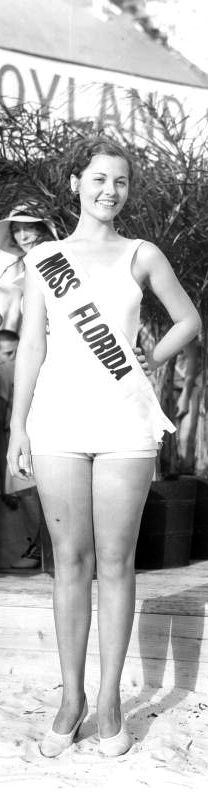 Miss Florida 1931 Miss Florida, Pageants, Beauty Queens, Music, Musica, Musik, Muziek, Beauty Pageant