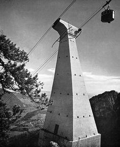 Predigtstuhlbahn Bad Reichenhall: Die älteste im Original erhaltene Großkabinen Seilbahn
