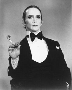 JOEL GREY AS MASTER OF CEREMONIES FROM CABARET