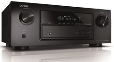 The DENON AVR-E400 7.1 Channel Network Home Theater Receiver from Denon