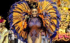 Arielle Domiciano - Nenê de Vila Matilde | Conheça as musas do Carnaval 2016 de São Paulo