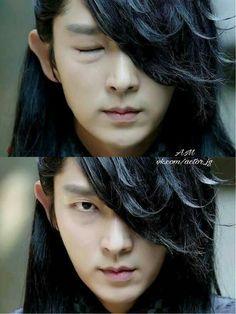 Moon Lovers: Scarlet Heart Ryeo   Lee Joon Gi -Wang So