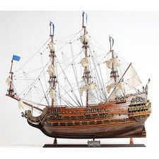 Solei Royal Model Boat-image