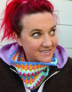 Crochet Dynamite: Dynamite Cowl / Head Band (free crochet pattern)