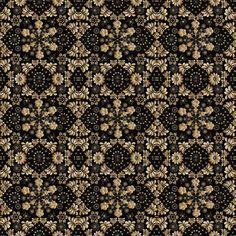 Be Diff - Estampas florais | Floral Black by May
