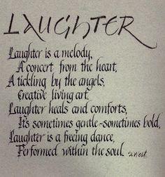 # laughter # heart # dance