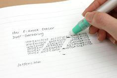 Uni E-Knock Eraser - Dust-Gathering - Broad - UNI EH205M.6