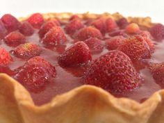 Tarta fresas Www.dosyemas.com