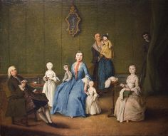 Pietro Longhi PIETRO  LONGHI nato Pietro Falca (Venezia, 15 novembre 1701 – Venezia, 8 maggio 1785)     #TuscanyAgriturismoGiratola