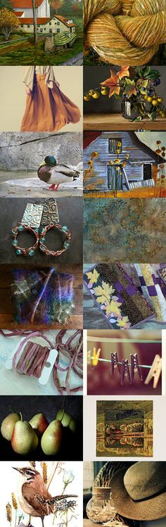Autumn Soul by Linda Voth on Etsy--Pinned with TreasuryPin.com