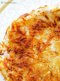 Best Hash Browns Ever! Here's how you can make them perfectly browned and extra crispy every time. On SimplyRecipes.com