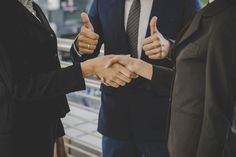 Business people shaking hands, finishing up meeting deals. Weekend Motivation, Banking Services, Job Portal, Improve Productivity, Software Online, Investment Firms, Wealth Management, Call Backs, Be Yourself Quotes
