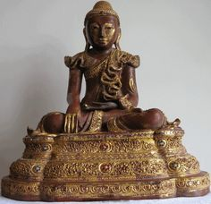 Front of Mandalay Teak wood Buddha Home Goods Store, Buddhist Temple, Mandalay, Teak Wood, Wood Carving, Cool Photos, Statue, Antiques, Craft