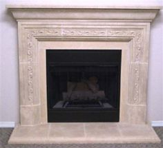 Click Here To View Cast Stone Fireplaces And Pre Cast Fireplace Antique Mantels In French