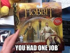 I would buy this and never open it. Just display it for ever so everyone could see that one time Obi-Wan thought he was an elf lady. <-- THAT COMMENT