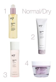 Boots No7 Beautiful Skin collection #Skincare #Beauty