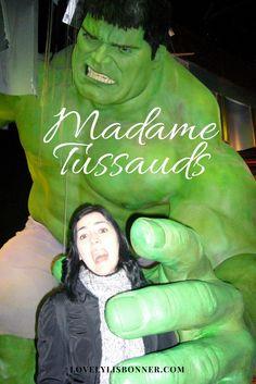 madame tussauds londres figuras de cera