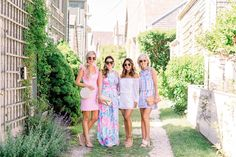 My Nantucket Travel Guide with Lilly Pulitzer
