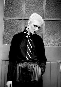 Early Siouxsie