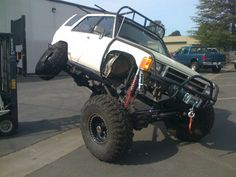 out of control 4runner by Yodaman! My dream truck