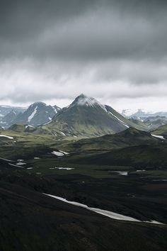Hell Mountain, Fjallabak Nature Reserve, Iceland