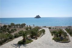 A great sea view from one of our balconies!!!