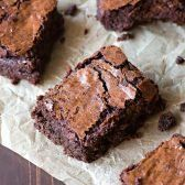 If you're looking for a go-to brownie recipe to add to your baking arsenal, I guarantee this is the BEST brownie recipe out there, hands down! Ultimate Brownie Recipe, Decadent Brownie Recipe, Brownie Recipes, Brownie Toppings, Cookie Brownie Bars, Chocolate Cheesecake, Chocolate Flavors, Homemade Desserts, Delicious Desserts