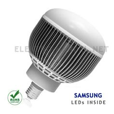 Cool  uac LED Bulb W W LED Lampe E sowie E Grad mit Samsung LEDs BIG BULB warmwei Markenqualit t zu Tiefpreisen Diese LED Lampen Grad sind