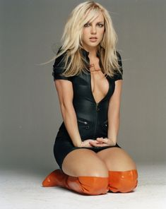 Britney Spears ~ She's crazy, she's trashy....but she's fuckn' hot!