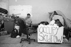 The People of Skid Row, Los Angeles - a photo essay.