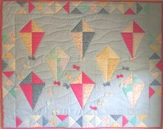 Mama Pea Quilts: In Honor of Spring . . .