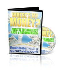 REAL ESTATE INVESTING GURU REVIEW  FIND OUT WHERE'S MY MONEY?