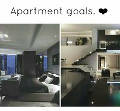 House Goals. Lol... I am not putting all of this into a temporary space. This is a house goal. Not an apartment goal.