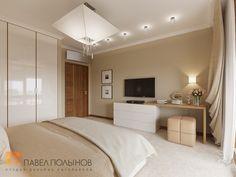 Спальня в квартире в ЖК Царская Столица