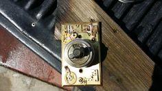 Add the rotary light switch.