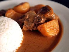 Thai Beef Curry Best Ever!