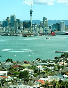 Stunning view from Mt Victoria, Devenport, Auckland, New Zealand New Zealand North, Auckland New Zealand, Great Places, Places To See, Beautiful Places, Ansel Adams, Places Around The World, Around The Worlds, Study In New Zealand