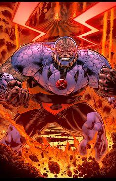 Darkseid - Sirius Steve